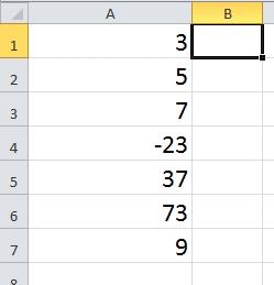 СРЗНАЧ Excel